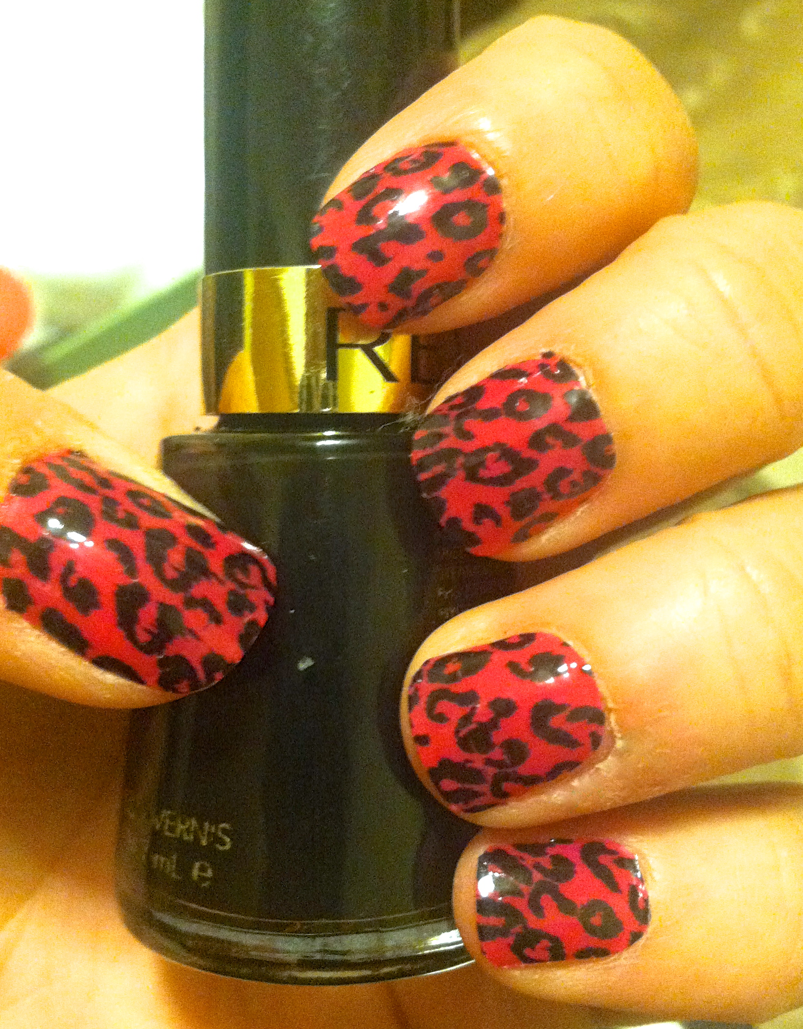 Nail Stickers By Betsey Johnson~Review | Glory Boon