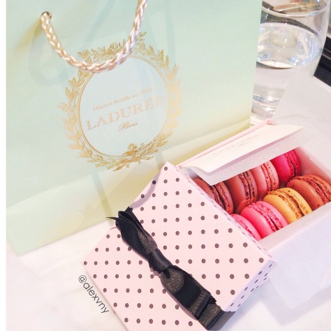 laduree soho macarons