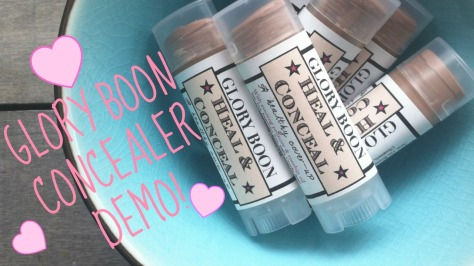 glory boon concealer