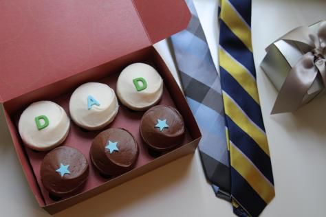 sprinkles cupcakes father's day